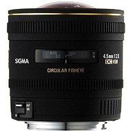 SIGMA 4,5 mm F2.8 EX DC CIRCULAR FISHEYE HSM pre Canon - Objektív