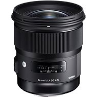 SIGMA 24 mm F1.4 DG HSM ART pre Nikon - Objektív