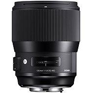 Sigma 135mm F1.8 DG HSM Art pre Nikon - Objektív