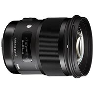 SIGMA 50 mm F1.4 DG HSM ART pre Sony - Objektív