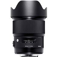 SIGMA 20 mm F1.4 DG HSM ART Canon - Objektív