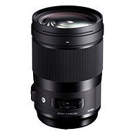 SIGMA 40 mm f/1,4 DG HSM ART Canon - Objektív