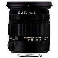 SIGMA 17–50mm F2.8 EX DC OS HSM pre Canon - Objektív