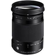 SIGMA 18–300 mm f/3,5–6,3 DC MACRO HSM pre Pentax (rad Contemporary) - Objektív