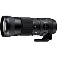 SIGMA 150-600 mm F5-6.3 DG OS HSM pre Canon (rada Contemporary) - Objektív