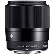 SIGMA 30 mm f/1,4 DC DN Contemporary Sony - Objektív