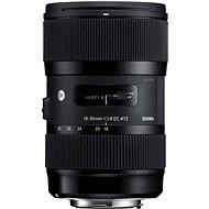 SIGMA 18 – 35 mm F1.8 DC HSM pre Canon ART - Objektív