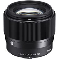 SIGMA 56 mm f/1,4 DC DN na Olympus/Panasonic (rad Contemporary) - Objektív