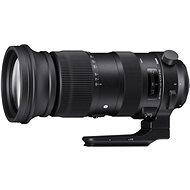 SIGMA 60 – 600mm f/4,5–6,3 DG OS HSM Sports Nikon - Objektív