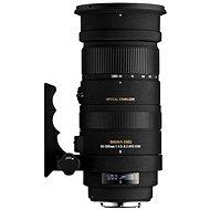 SIGMA 50-500mm F4.5-6.3 APO DG OS HSM pre Pentax - Objektív
