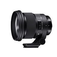 SIGMA 105 mm f/1,4 DG HSM ART pre Sony E - Objektív