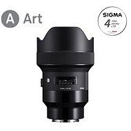 SIGMA 14 mm f/1,8 DG HSM ART pre Sony E - Objektív