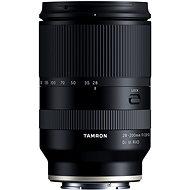 Tamron 28–200 mm f/2,8–5,6 Di III RXD - Objektív