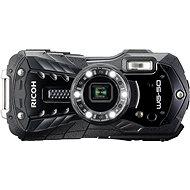 RICOH WG-50 čierny + plávajúce pútko + neoprénové puzdro - Digitálny fotoaparát