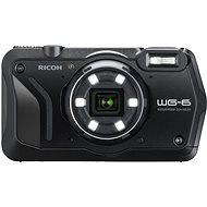 RICOH WG-6 čierny - Digitálny fotoaparát