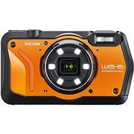 RICOH WG-6 oranžový - Digitálny fotoaparát