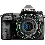 PENTAX K-3 II čierny + DA 18-135 WR - Digitálny fotoaparát