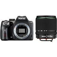 PENTAX K-70 + objektív 18–135 mm WR - Digitálny fotoaparát