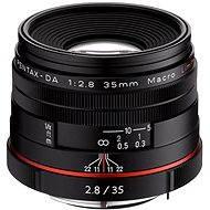 PENTAX HD DA 35mm F2.8 Macro LIMITED - Objektív