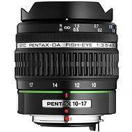 PENTAX smc DA fish-eye 10–17 mm f/3,5–4,5 ED (IF) - Objektív