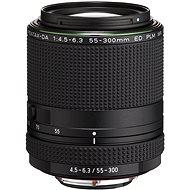 PENTAX HD DA 55–300 mm f/4,5–6,3 ED PLM WR RE - Objektív
