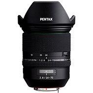 PENTAX HD D FA 24-70 mm F2.8 ED SDM WR - Objektív