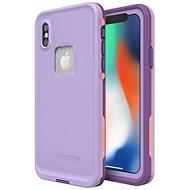 LifeProof Fre pre iPhone X – fialové - Puzdro na mobil