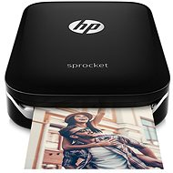 HP Sprocket Photo Printer čierna