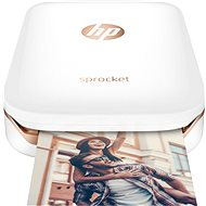 HP Sprocket Photo Printer biela