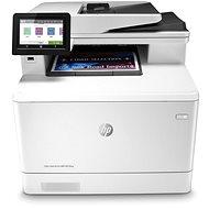HP Color LaserJet Pro MFP M479fnw - Laserová tlačiareň