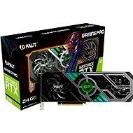 Palit GeForce RTX 3090 Gaming Pro 24G - Grafická karta