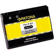 PATONA pre Blackberry F-S1 1300 mAh 3,7 V Li-Ion - Batéria do mobilu
