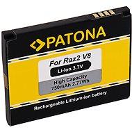 PATONA pre Motorola Razr V8 750 mAh 3,7 V Li-lon - Batéria do mobilu