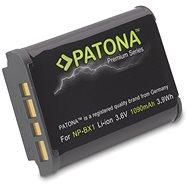 PATONA pre Sony NP-BX1 1090 mAh Li-Ion Premium - Batéria do fotoaparátu