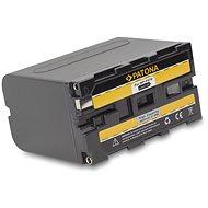 PATONA pre Sony NP-F970 6600 mAh Li-Ion - Batéria do fotoaparátu