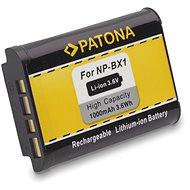 PATONA pre Sony NP-BX1 1000 mAh Li-Ion - Batéria do fotoaparátu