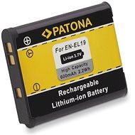 PATONA pre Nikon EN-EL19 600 mAh Li-Ion - Batéria do fotoaparátu