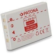 PATONA pre Nikon EN-EL5 1000 mAh Li-Ion - Batéria do fotoaparátu