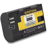 PATONA pre Canon LP-E6 1300 mAh Li-Ion - Batéria do fotoaparátu