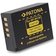 PATONA pre Fuji NP-W126 1100 mAh Li-Ion - Náhradná batéria