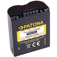 PATONA pre Panasonic CGA-S006E 710 mAh Li-Ion - Batéria do fotoaparátu