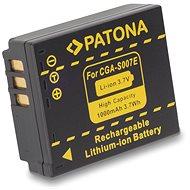 PATONA pre Panasonic CGA-S007E Li-Ion 1000mAh Li-Ion - Batéria do fotoaparátu