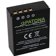 PATONA pre Olympus BLH-1 BLH-1 2040 mAh Li-Ion Premium - Batéria do fotoaparátu