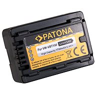 PATONA pre Panasonic VBK180 1790 mAh Li-Ion - Batéria do fotoaparátu
