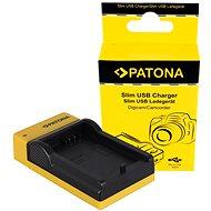 PATONA Foto Canon LP-E5 slim, USB - Nabíjačka akumulátorov