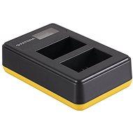 PATONA Foto Dual LCD Sony NP-FW50, USB - Nabíjačka akumulátorov