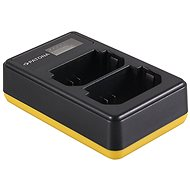 PATONA Foto Dual LCD Sony NP-FZ100, USB - Nabíjačka akumulátorov