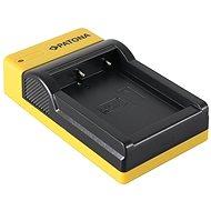 PATONA Foto Panasonic DMW-BCF10E slim, USB - Nabíjačka akumulátorov