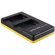 PATONA Dual Quick pre Canon LP-E8 USB - Nabíjačka akumulátorov