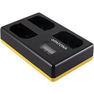 PATONA Triple pre Nikon EN-EL14 + LCD - Nabíjačka akumulátorov